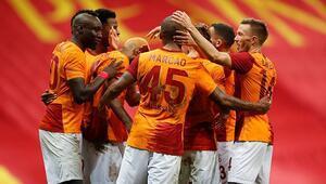 Galatasarayın Avrupada 6 maçlık kabusu sona erdi