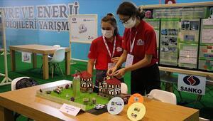 TEKNOFESTte öğrencileri yarışma heyecanı sardı