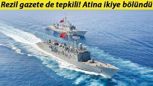 Son dakika gelişmesi: Türkiye ile yumuşama havası Yunanistanı ikiye böldü
