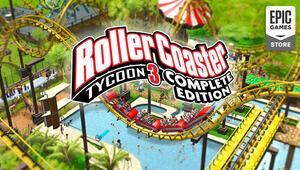 RollerCoaster Tycoon 3 Complete Edition ücretsiz oldu