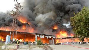 Son dakika haberler... Tokatta AVMde yangın