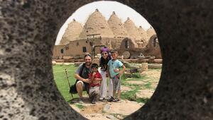 Harran'da mistik zamanlara yolculuk... Konik evlerin gizemi