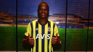 Fenerbahçe Mbwana Samattayı 6 milyon euro bonservis bedeliyle transfer ettiğini duyurdu
