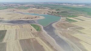Kuraklığın vurduğu Edirnede, son 91 yılın en yağışsız dönemi yaşanıyor
