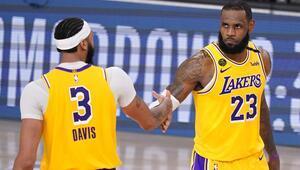 NBAde Gecenin Sonuçları | Lakers, Nuggets karşısında seriyi 3-1e getirdi