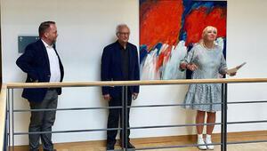 Federal Meclis, Mehmet Güler'in resmini satın aldı
