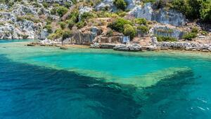 Türkiyede fanus içinde bir cennet 'Yeryüzünün en özel yeri' olarak adlandırılıyor...