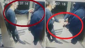 Asansörde taciz skandalı Şikayetçi olmadı…
