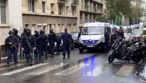 Son dakika: Fransada bıçaklı saldırı