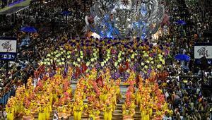 Rio Karnavalına koronavirüs engeli