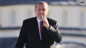Cumhurbaşkanı Erdoğan, Cuma Namazında cemaate seslendi
