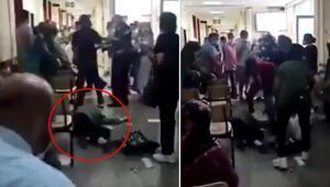 Son dakika haberleri: Çapada dehşet anları Sağlık çalışanı ameliyata alındı...