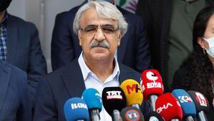 HDP Eş Genel Başkanı Sancardan operasyon açıklaması