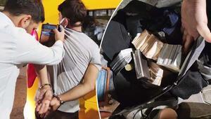 Muğlada emekli savcıya büyük şok Para dolu çantayla yakalandı…