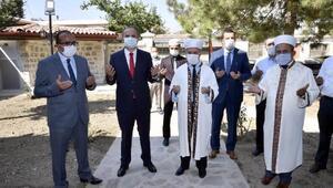 Restorasyonu tamamlanan İsmail Ağa Camii, dualarla açıldı
