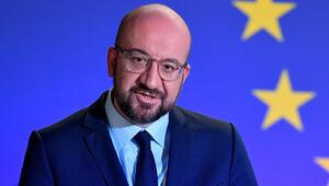 Son dakika haberler... AB Konseyi Başkanı Michelden Doğu Akdeniz açıklaması