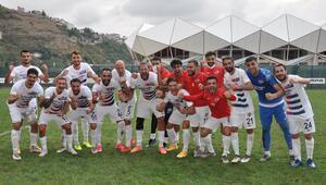 Misli.com 2. Lig Beyaz Grup: Hekimoğlu Trabzon FK 4-1 Amed Sportif