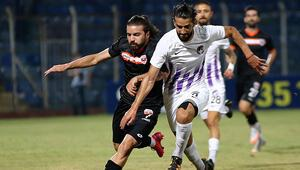 Adanaspor 0-0 Ankara Keçiörengücü