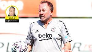 Son dakika haberi | Sergen Yalçın: Beyler burası Beşiktaş Formanın hakkını verin
