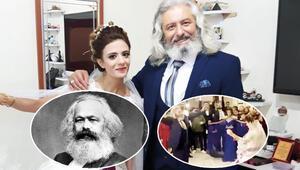 Yerli Karl Marx'tan reyhani