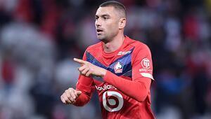 Lille 2-0 Nantes (Maç özeti ve golleri)