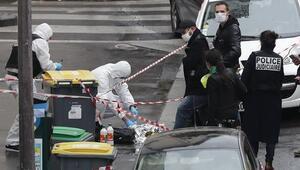 Paristeki bıçaklı saldırıda gözaltı sayısı 7ye yükseldi