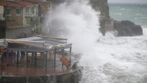 Son dakika haberler... Meteorolojiden fırtına uyarısı