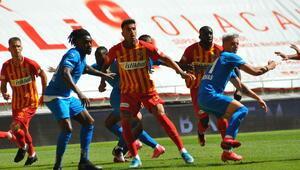 Kayserispor 1-3 BB Erzurumspor (Maçın özeti ve golleri)