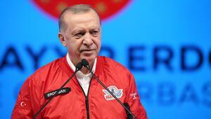 Son dakika haberler... Cumhurbaşkanı Erdoğandan TEKNOFEST 2020de flaş açıklamalar