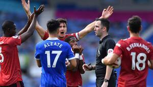 Manchester United, maç bittikten sonra penaltıyla golü bulup kazandı