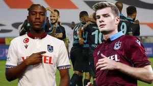 Son Dakika | Trabzonsporda Alexander Sörlothun yerine geldi, inanılmazı başardı Tarihe geçen goller...