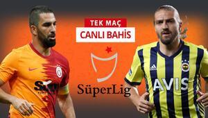 Herkesin gözü kulağı bu maçta Galatasarayın Fenerbahçe karşısında iddaa oranı...