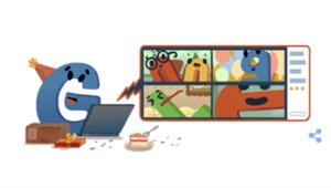 Google ne zaman kuruldu Google 22. doğum gününü özel doodle ile kutluyor