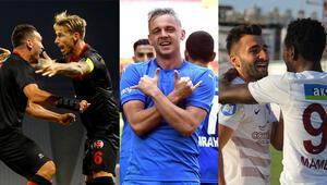 Süper Ligin yeni takımları sezona müthiş başladı