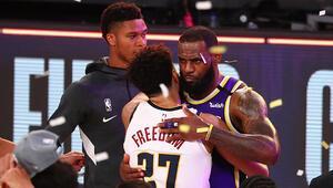 Denverı 4-1 ile geçen Lakers finalde | NBAde gecenin sonuçları