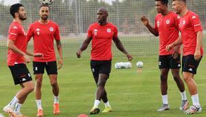 Antalyasporda hedef galibiyet