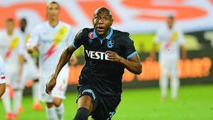 Trabzonsporda Benik Afobe fırtınası