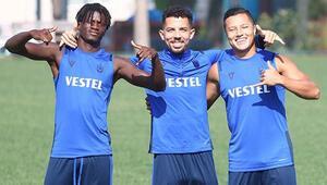 Trabzonspor ara vermeden Gaziantep hazırlıklarına başladı