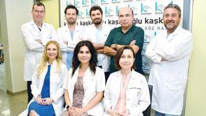 Kaşkaloğlu Göz Hastanesi 20 yaşında