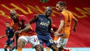 Galatasaray 0-0 Fenerbahçe(Maçın özeti)