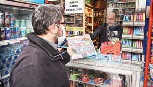 Gazete bayilerinin ön ödeme isyanı