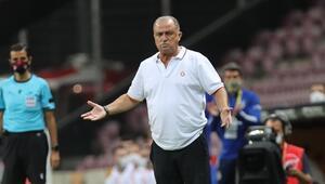 Son Dakika | Galatasaray - Fenerbahçe maçının ardından Fatih Terimden hakem yorumu
