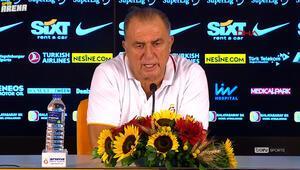Fatih Terim: Kazanmak en büyük isteğimizdi ama olmadı