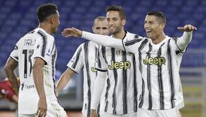 Son Dakika Haberi | Roma kaçtı, Ronaldolu Juventus yakaladı 4 gol...