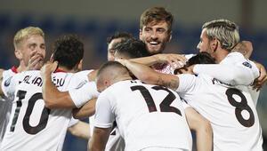 Son dakika haberi | İtalyada Türk futbolcuların zafer gecesi