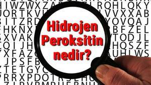 Hidrojen Peroksitin nedir Hidrojen Peroksit kullanım alanları nelerdir