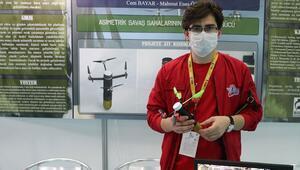Karadeniz Teknik Üniversitesi öğrencileri Multikopter geliştirdi