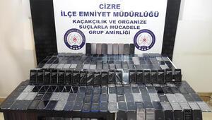 Şırnakta kaçakçılık operasyonları: 28 gözaltı