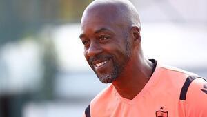 Eddie Newtonun hedefi kolektif Trabzonspor