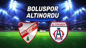 Boluspor Altınordu maçı saat kaçta, hangi kanalda